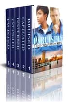 Bruised: The Complete Series Books 1-5 - BWWM Romantic Suspense ebook by Stacy-Deanne