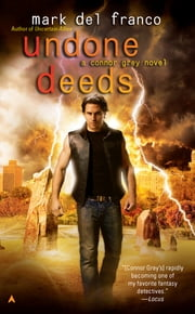Undone Deeds ebook by Mark Del Franco