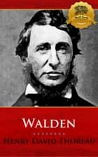 Walden ebook by Henry David Thoreau, Wyatt North