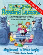 Giggle Poetry Reading Lessons Sample - A Successful Reading-Fluency Program Parents and Teachers Can Use to Dramatically Improve Reading Skills and Scores ebook by Amy Buswell,Bruce Lansky,Stephen Carpenter