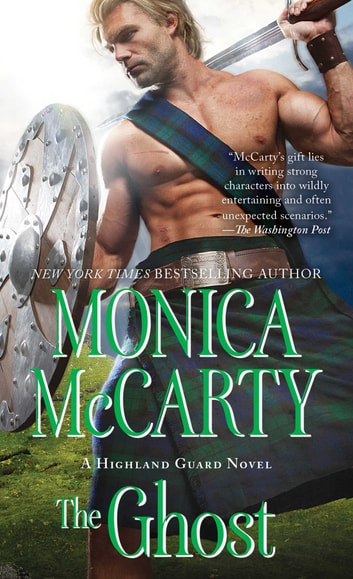 The Ghost ebook by Monica McCarty