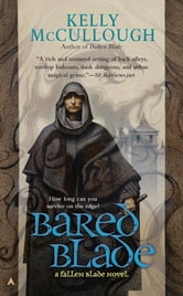 Bared Blade ebook by Kelly McCullough
