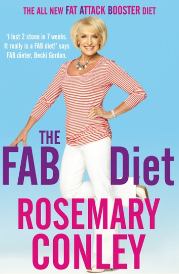 The FAB Diet ebook by Rosemary Conley