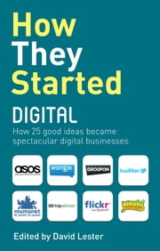 How They Started Digital ebook by David Lester
