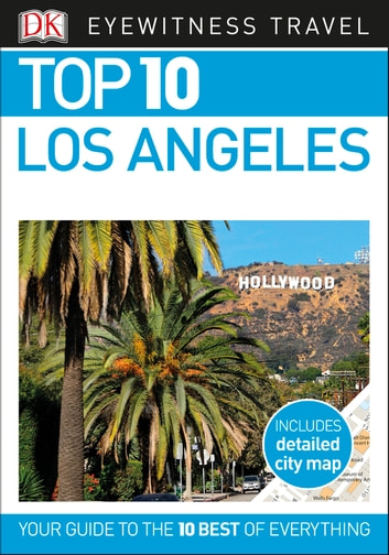 Top 10 Los Angeles 電子書 by DK Travel