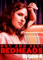 Hot and Sexy Redheads Volume 4 - An erotic photo book ebook by Leanne Holden