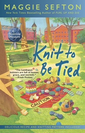 Knit to Be Tied ebook by Maggie Sefton