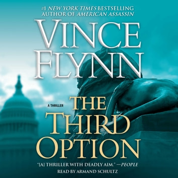 The Third Option audiobook by Vince Flynn