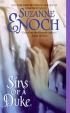 Sins of a Duke ebook by Suzanne Enoch