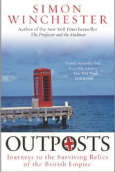 Outposts ebook by Simon Winchester