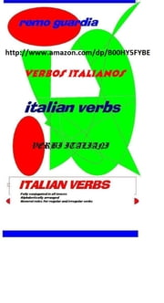 ITALIAN VERBS - VERBI ITALIANI ebook by Kobo.Web.Store.Products.Fields.ContributorFieldViewModel