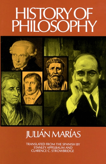 History of Philosophy ebook by Julian Marias