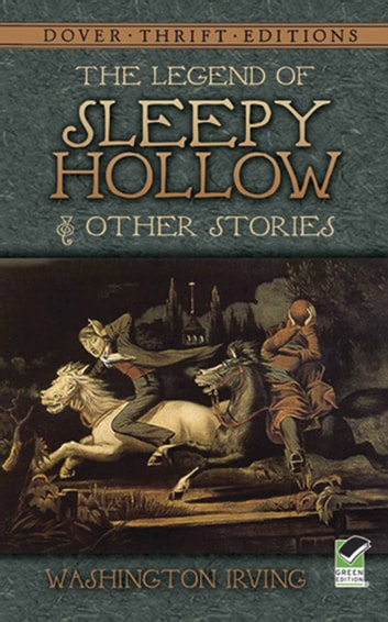 The Legend of Sleepy Hollow and Other Stories ebook by Washington Irving
