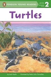 Turtles ebook by Jodi Huelin,Pedro Julio Gonzalez,Avery Briggs