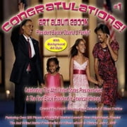 Congratulations! President Barack Obama & Family Art Album eBook - #1 July 4, 2009 With Background Art Style (English eBook C1S1) ebook by Vinette, Arnold D