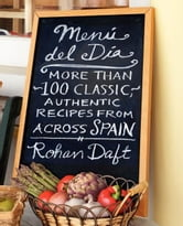 Menu Del Dia - More Than 100 Classic, Authentic Recipes From Across Spain ebook by Rohan Daft