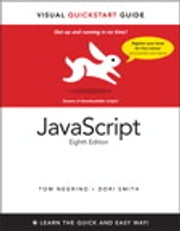 JavaScript - Visual QuickStart Guide ebook by Tom Negrino,Dori Smith