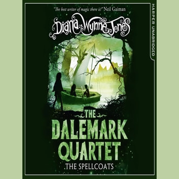 The Spellcoats (The Dalemark Quartet, Book 3) audiobook by Diana Wynne Jones