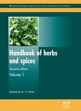 Handbook of Herbs and Spices ebook by