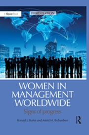 Women in Management Worldwide - Signs of progress ebook by