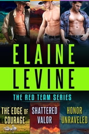 Red Team 1-3 Boxed Set ebook by Elaine Levine