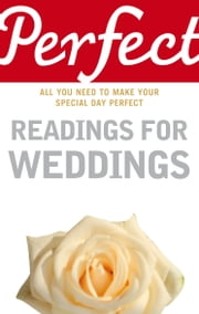 Perfect Readings for Weddings ebook by Jonathan Law