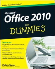 Office 2010 For Dummies ebook by Wallace Wang