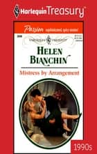 Mistress by Arrangement ebook by Helen Bianchin