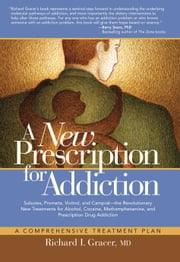 A New Prescription for Addiction - A Comprehensive Treatment Plan ebook by Richard Gracer, MD