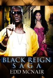 Black Reign Saga ebook by Edd Mcnair