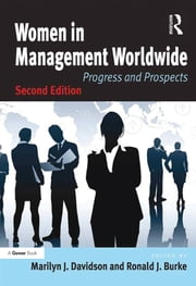 Women in Management Worldwide - Progress and Prospects ebook by Taylor and Francis