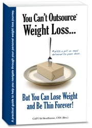 You Can't Outsource Weight Loss...But You Can Lose Weight and Be Thin Forever! ebook by Boullianne, Ed