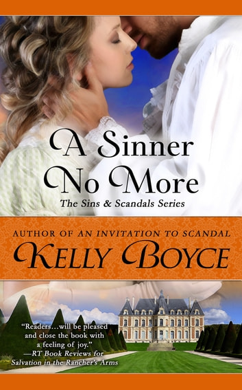 A Sinner No More ebook by Kelly Boyce