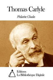 Thomas Carlyle ebook by Philarète Chasles