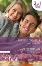 Fortune's Cinderella/Made For Marriage ebook by Karen Templeton, Helen Lacey