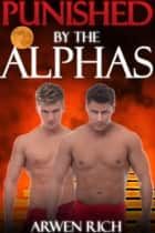 Punished by the Alphas (MMF Werewolf Erotic Romance) ebook by
