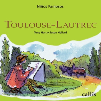 Toulouse-Lautrec ebook by Tony Hart