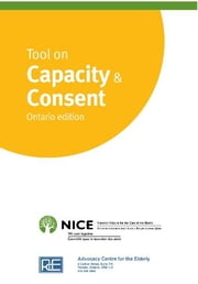Capacity & Consent ebook by National Initiative for the Care of the Elderly