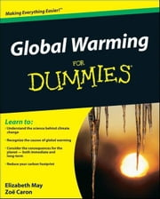 Global Warming for Dummies ebook by May, Elizabeth