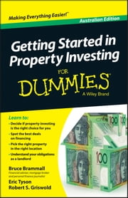 Getting Started in Property Investment For Dummies - Australia ebook by Bruce Brammall,Eric Tyson,Griswold