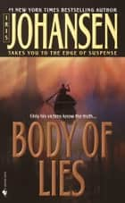 Body of Lies ebook by Iris Johansen