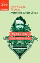 Walden. Ou la vie dans les bois ebook by Henry David Thoreau, Michel Onfray, Louis Fabulet