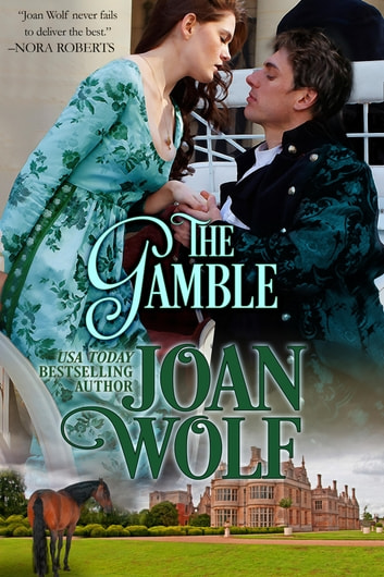 The Gamble ebook by Joan Wolf