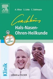 Crashkurs HNO ebook by Achim Viktor, Stephanie Linke, Cordula Dahlmann