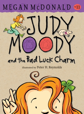 Judy Moody and the Bad Luck Charm ebook by Megan McDonald