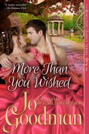 More Than You Wished (The Hamilton Family Series, Book 2) ebook by Jo Goodman