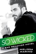 So Wicked ebook by Melissa Marino