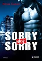 Sorry not sorry ebook by