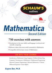 Schaum's Outline of Mathematica, 2ed ebook by Eugene Don