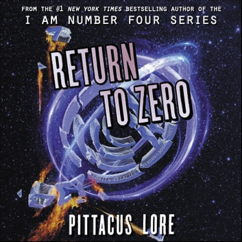 Return to Zero audiobook by Pittacus Lore